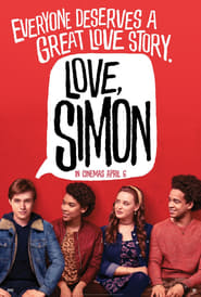Streaming Full Movie Love, Simon (2018) Online