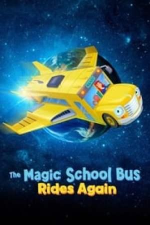 Les nouvelles aventures du Bus magique