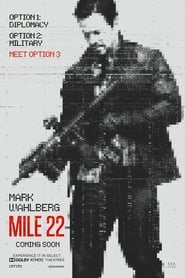 Streaming Full Movie Mile 22 (2018)