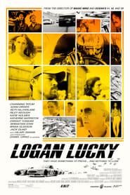 [Watch] Logan Lucky (2017) Full Movie Free