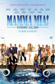 Watch Movie Online Mamma Mia! Here We Go Again (2018)