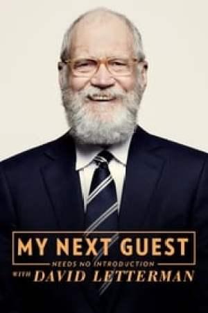 Mon prochain invité n'est plus à présenter Avec David Letterman