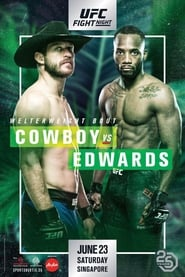 UFC Fight Night 132: Cowboy vs. Edwards streaming vf