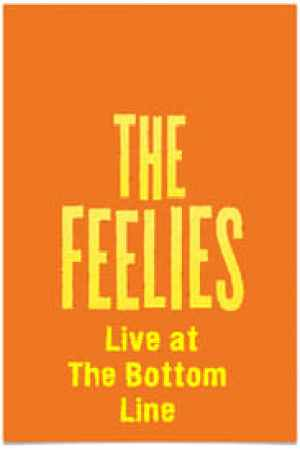 The Feelies: Live at The Bottom Line