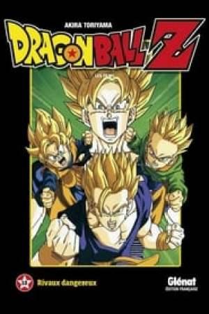 Dragon Ball Z - Rivaux Dangereux