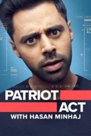 Hasan Minhaj : Un patriote américain