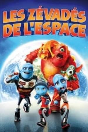 Les Zévadés de l'espace