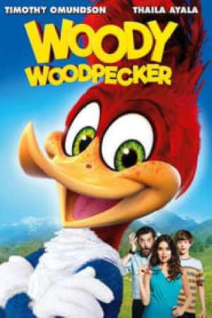 Woody Woodpecker, le film