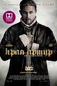 Poster Movie King Arthur: Legend of the Sword 2017