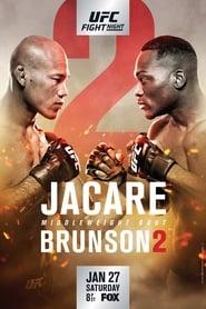 UFC on Fox 27: Jacaré vs. Brunson 2 streaming vf