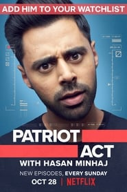 Patriot Act with Hasan Minhaj streaming vf