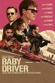 Poster Movie Baby Driver 2017