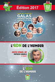 Juste Pour Rire 2017 - Gala Juste Stand-Up streaming vf
