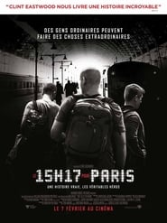 [Streaming] The 15:17 to Paris (2018) Full Movie
