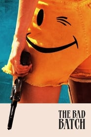 Poster Movie The Bad Batch 2017
