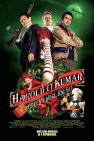 Le Joyeux Noël d'Harold et Kumar streaming vf