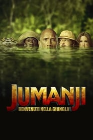 Streaming Full Movie Jumanji: Welcome to the Jungle (2017) Online