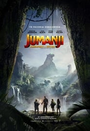 Streaming Movie Jumanji: Welcome to the Jungle (2017)