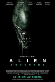 Poster Movie Alien: Covenant 2017