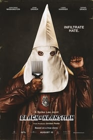 Streaming Full Movie BlacKkKlansman (2018)
