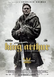 Poster Movie King Arthur: Legend of the Sword 2017