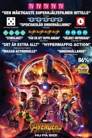 Streaming Full Movie Avengers: Infinity War (2018)
