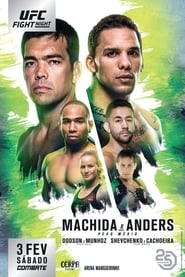 UFC Fight Night 125: Machida vs. Anders streaming vf