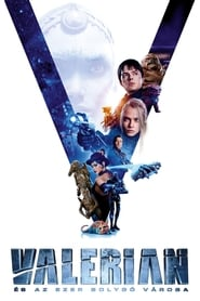 Streaming Movie Valerian and the City of a Thousand Planets (2017)