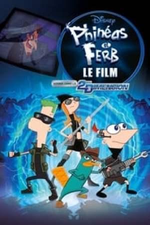 Phinéas et Ferb, Le Film : Voyage dans la 2ème Dimension