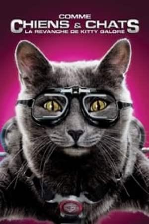 Comme chiens et chats : La revanche de Kitty Galore