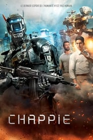 Chappie streaming vf