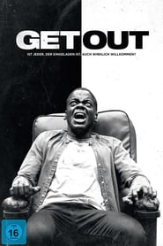 Poster Movie Get Out 2017