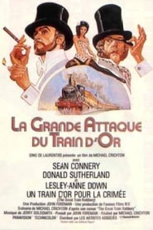 La Grande Attaque du train d'or
