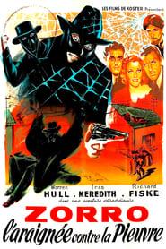 Zorro, l'Araignée contre la Pieuvre streaming vf