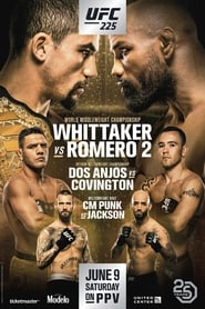 UFC 225: Whittaker vs. Romero 2 streaming vf