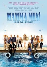 Watch Mamma Mia! Here We Go Again (2018) Full Movie Online