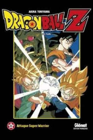Dragon Ball Z - Attaque Super Warrior