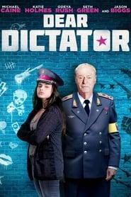 Streaming Full Movie Dear Dictator (2018)