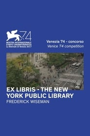 Streaming Full Movie Ex Libris – New York Public Library (2017)