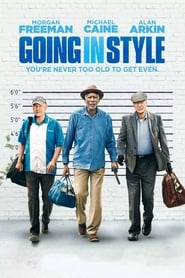 Poster Movie Going in Style 2017