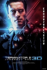 Poster Movie Terminator 2: Judgment Day 3D 2017
