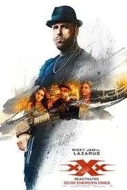 Streaming Movie xXx: Return of Xander Cage (2017)