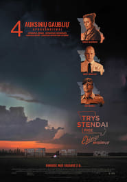 Poster Movie Three Billboards Outside Ebbing, Missouri 2017