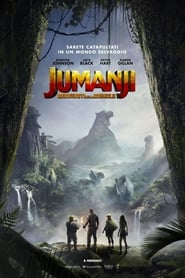 [Watch] Jumanji: Welcome to the Jungle (2017) Full Movie Free