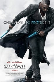 Poster Movie The Dark Tower 2017