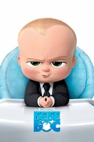 Poster Movie The Boss Baby 2017