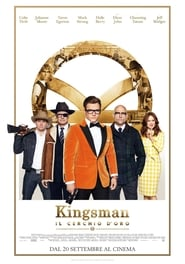 Watch Movie Online Kingsman: The Golden Circle (2017)