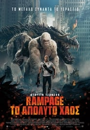Watch Rampage (2018) Full Movie Free