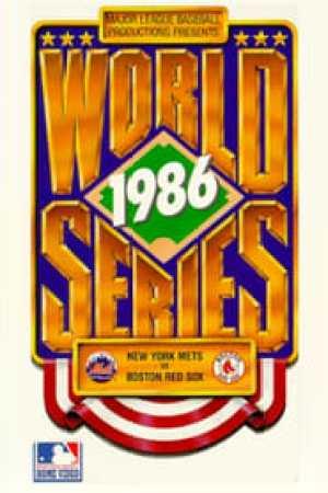 1986 World Series Film: New York Mets vs. Boston Red Sox