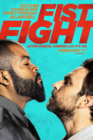 Poster Movie Fist Fight 2017